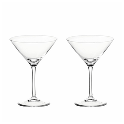 LEONARDO Schnapsglas GIN 2er-Set 110 ml, Kristallglas