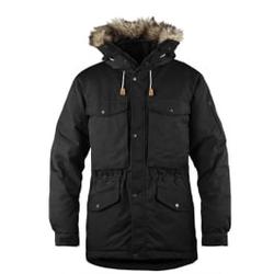 Fjällräven - Singi Down Jacket Schwarz - Jacken - Größe: XL