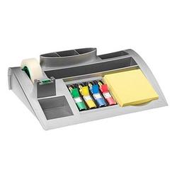 Post-it® Schreibtisch-Organizer C50 silber