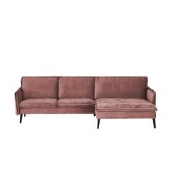 Musterring Ecksofa  Rahel ¦ rosa/pink