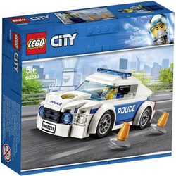 60239 LEGO® CITY Streifenwagen