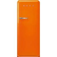 Smeg FAB28ROR5 Kühlschrank mit Gefrierfach Freistehend 270 l D Orange