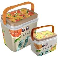Outdoor Edge Life Story Premium Kühlbox, isoliert, Tragegriff mit Schloss, 29 L