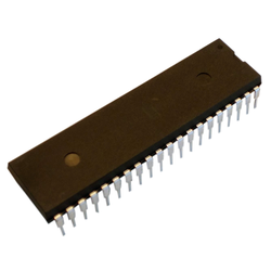 Atmel Mikrocontroller AT 89S51-24PU, DIL-40