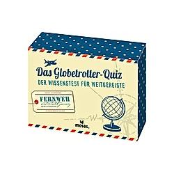 Das Globetrotter-Quiz
