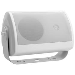 Pronomic OLS-10 WH Outdoor-Lautsprecher weiß 120 Watt