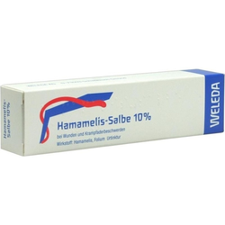 HAMAMELIS SALBE 10%