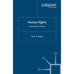 Human Rights: eBook von P. Baehr