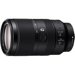 Sony SEL-70350G E-Mount Super-Telezoom Objektiv, (E 70-350mm F4.5-6.3 G, OSS, APS-C)