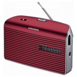 Grundig Music 60 Kofferradio Tuner für UKW/MW Netz-/Batteriebetrieb UKW-Radio (Tuner für UKW/MW)
