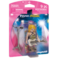 Playmobil Playmo-Friends Rockstar (70031)