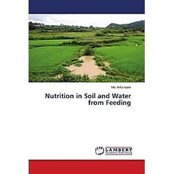 Nutrition in Soil and Water from Feeding. Md. Ariful Islam  - Buch