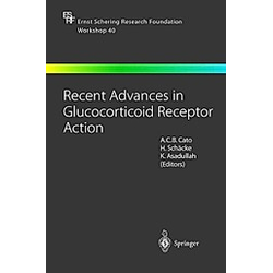 Recent Advances in Glucocorticoid Receptor Action - Buch