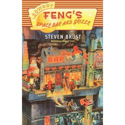 Cowboy Feng's Space Bar and Grille als Buch von Steven Brust