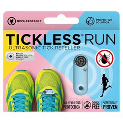 TickLess RUN - Babyblau
