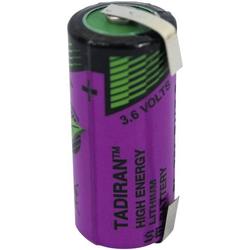 Tadiran Batteries SL 761 T Spezial-Batterie 2/3 AA U-Lötfahne Lithium 3.6V 1500 mAh 1St.