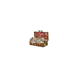 Coppenrath Schmuck-Adventskalender Nostalgischer Weihnachtskoffer, Adventskalender