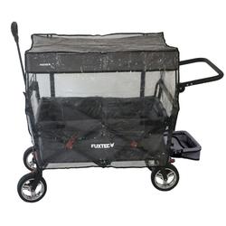 Regenschutz transparent für Bollerwagen CT800 und CT850