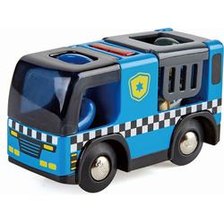 Hape - Polizeiauto mit Sirene