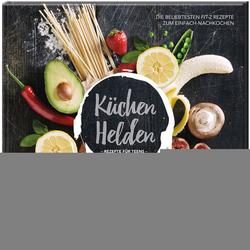 Kochbuch Küchen-Helden, bunt - bunt