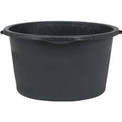 Mörtelkübel 90l schwarz