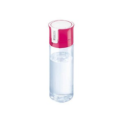 BRITA Wasserfilterflasche fill&go Vital MicroDisc pink 0,6 l