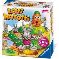 Ravensburger Lotti Karotti Das total verdrehte Hasenrennen