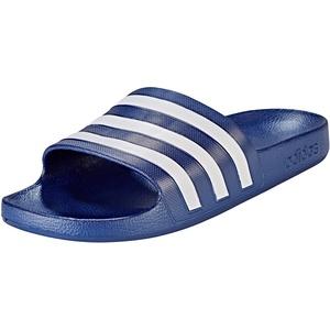 adidas Adilette Aqua Slipper Herren blau UK 12 | EU 47 1/3 2021 Badeschuhe & Sandalen blau UK 12 | EU 47 1/3