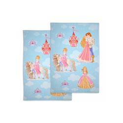 Dyckhoff Handtücher Prinzessin (2-St), mit Prinz und Prinzessin