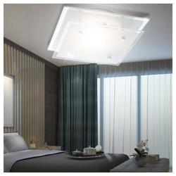 etc-shop Deckenleuchte, LED 9,5 Watt Deckenleuchte Deckenlampe Beleuchtung rechteckig Leuchte Lampe
