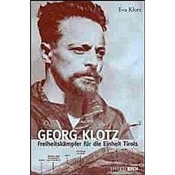 Georg Klotz. Eva Klotz  - Buch
