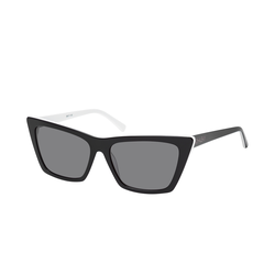 Michalsky for Mister Spex thrill 003, Cat Eye Sonnenbrille, Unisex
