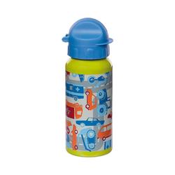 Sigikid Trinkflasche Alu-Trinkflasche Traffic, 400 ml