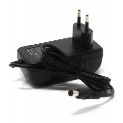 Powery Ladegerät/Netzteil 12V 1,5A für Netgear GS608, 12V