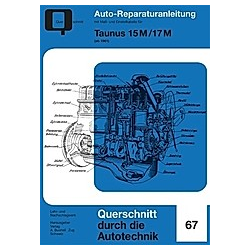 Taunus 15M / 17M  ab 1961; . - Buch