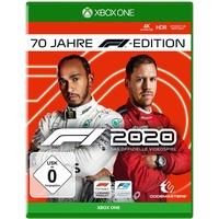 F1 2020 70 Jahre F1 Edition Xbox One