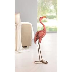 HomeLiving Dekofigur Flamingo