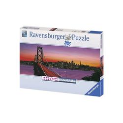 Ravensburger Puzzle Ravensburger - San Francisco: Oakland Bay Bridge, 1000 Puzzleteile