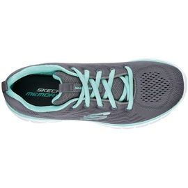 SKECHERS Graceful Get Connected grey-mint/ white, 36