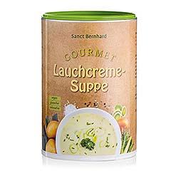 Gourmet-Lauchcreme-Suppe