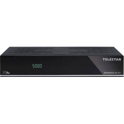 Combo HD Receiver Diginova 23 CI+ (DVB-S2, DVB-T2, DVB-C, CI+, Web Radio, PVR ready, HDMI, USB, LAN) schwarz