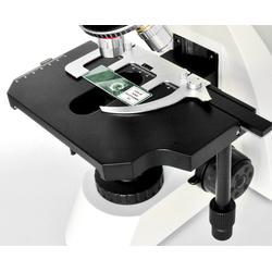 BRESSER BRESSER Bioscience 40-1000x Trinokulares Mikroskop Auf- und Durchlichtmikroskop