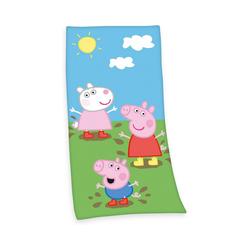 Herding Badetücher Strand- & Badetuch Peppa Pig, 75x150 cm