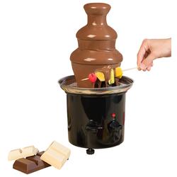 Schokoladen-Brunnen mit 2 Ebenen, 275 Watt