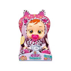 IMC TOYS Babypuppe Cry Babies LEA Funktionspuppe rosa
