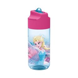 p:os Trinkflasche Tritan-Trinkflasche Disney Die Eiskönigin, 450 ml