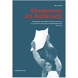 Studenten im Aufbruch. Udo Grashoff  - Buch