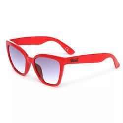 Sonnenbrille VANS - Hip Cat Sunglasse Goji Berry (YBK) Größe: OS