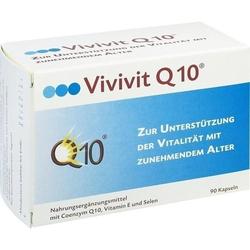 VIVIVIT Q10 Kapseln 90 St