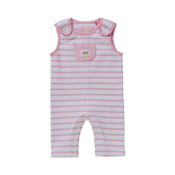 Latzhose Overall lang - Overalls - unisex rosa 68